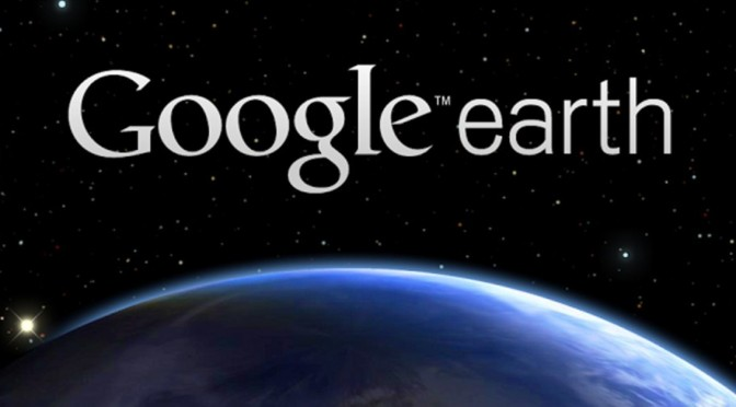 Real time trajectory in Google Earth